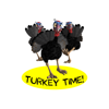 Terry Turkey's Takeover stickers by S.Lee Wiki