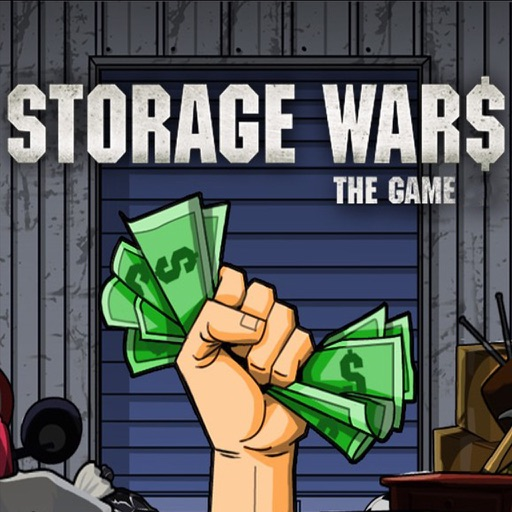 Storage Battles: Wars for the containers iOS App