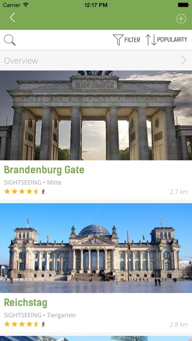 Berlin Travel Guide - mTrip Screenshot 4