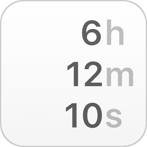 +Timer - a timer and stopwatch in your dock