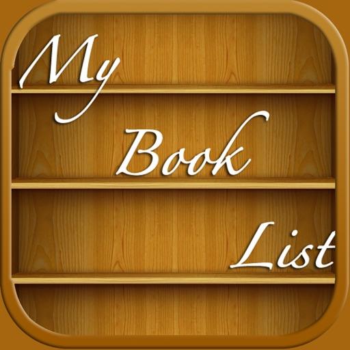 My Book List - ISBN scanner to create your library