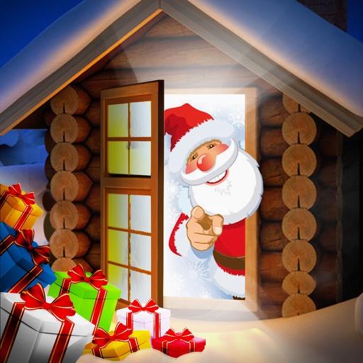 脱出ゲーム:クリスマス部屋エスケープ(無料推理なぞなぞげーむ簡単)