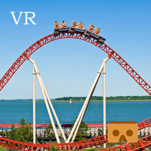 Vr Roller Coaster - Best Thrilling Experience iOS App