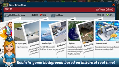 AirTycoon Online 2 screenshot three
