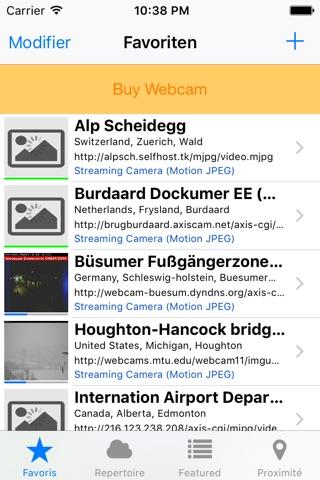 Webcam free screenshot 1