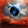 danit tuval - العاب اكشن - حرب الطائرات في عبر الفضاء artwork