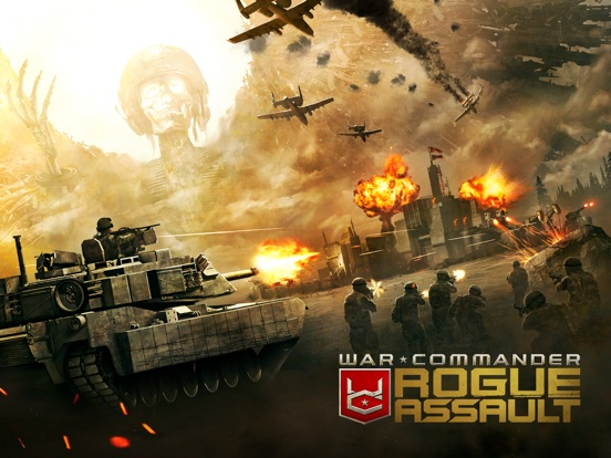 War Commander: Rogue Assault на iPad