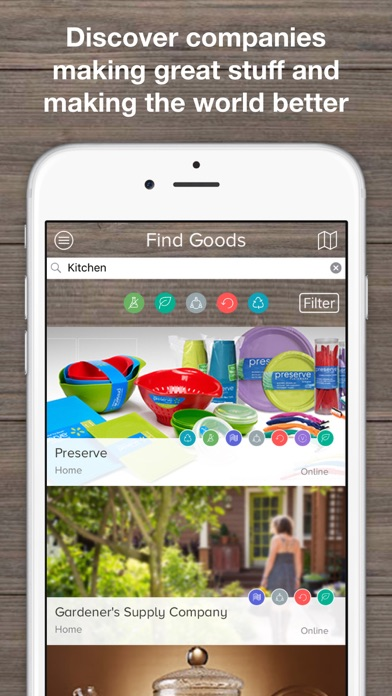 download DoneGood - Changing Mobile Shopping for Good apps 2