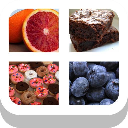 zoomed pics food edition ios app