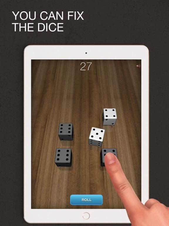 Кубики - Кости для iPad