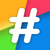 Hashtag - Tags For Get Likes on Social Media Apps
