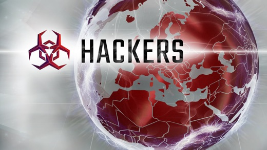 Hackers - Join the Cyberwar! Screenshot