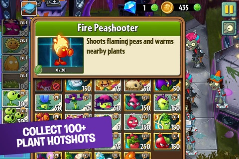 Plants vs. Zombies™ 2 screenshot 2