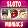 Slotomaniacs — автоматы казино