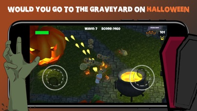 Halloween Zombie Shooter screenshot 1