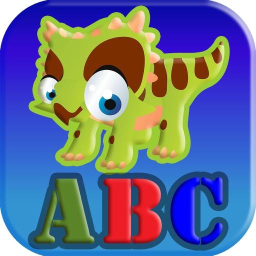 ABC Alphabet Toddlers Learning Dinosaur iOS App