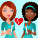 NurseMoji - All Nurse Emojis and Stickers!