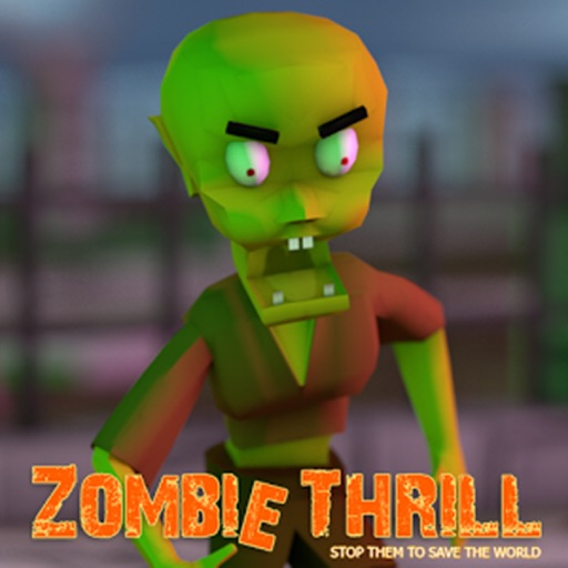 Zombie Thrill iOS App