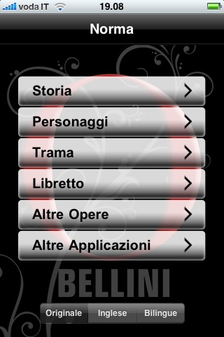 Screenshot of Opera: Norma1