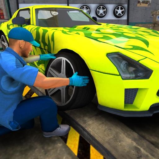 Car Mechanic Sim - Pitstop Repair Garage Game
