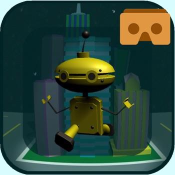Big City, Bigger Robot - FPS for Google Cardboard for iPhone