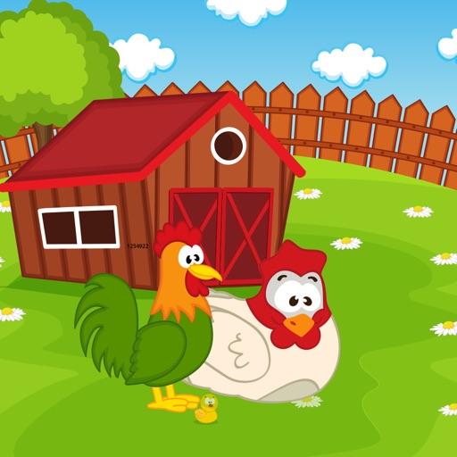 Animal farm Match Game iOS App