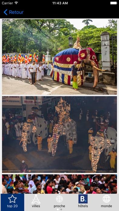 Guide Voyage Sri Lanka TristanSoftCapture d'écran de 3