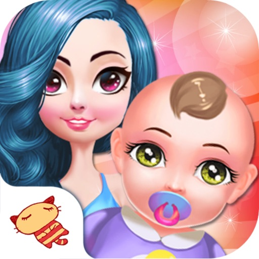 Doctor And Chic Queen - Give Birth Baby iOS App