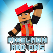 Pixelmon Add Ons For Minecraft app review