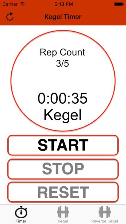what is reverse kegel