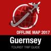 格恩西岛 旅遊指南+離線地圖