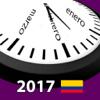 Calendario 2017 Colombia