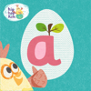 hip hop hen: abc flashcard songs