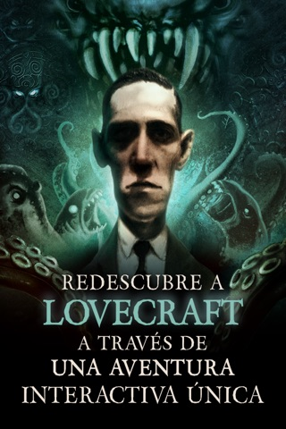 iLovecraft (H.P. Lovecraft Collection Vol.1) screenshot 1