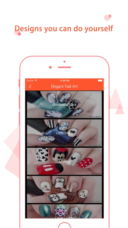 Fancy nail salon manicure polish design by huirong li fancy nail salon manicure polish design solutioingenieria Gallery