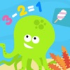 Math Tales Ocean: stories and games for kids app for iPhone/iPad