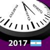 Calendario 2017 Argentina