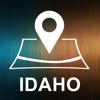 Idaho, USA, Offline-Auto GPS Wiki