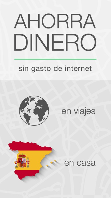 download MAPS.ME – Mapa offline con GPS apps 2