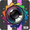 Fonts Photo - Camera Effects HD