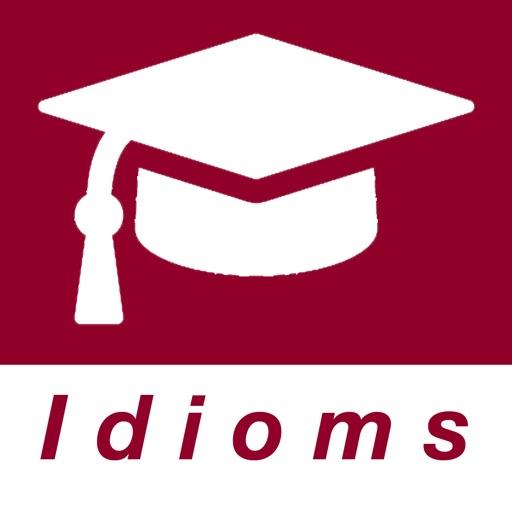 Education idioms in English iOS App