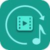 音声抽出 - 動画ファイルから音声ファイルを変換し抽出