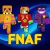 FNAF Skins - New Skins for Minecraft PE Edition