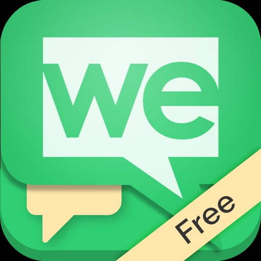 WeSpeke Chat (lite) Icon