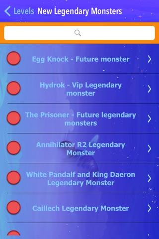 Breeding Guide for Monster Legends 2017 by Yogesh Tanwar