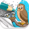 Animal Coloring Book – Colouring Pages to Relax