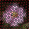 TriMeshImager - 写真から三角形メッシュ,花柄,ハート柄アート簡単作成