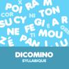 DICOMINO : Syllabes ou lettres ?