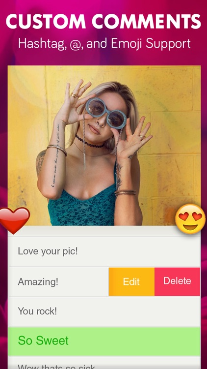 Comment King for Instagram - Get comments & likes by Jeed Up, LLC