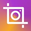 Photo Editor InstaBox,No Crop,Cut